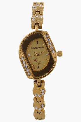 NUCLEUSAnalog Watch For Formal & Casual Wear For Women NTLGGD