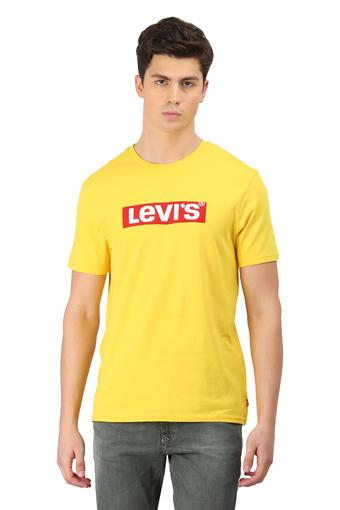 LEVIS -  Yellow Mix T-shirts - Main
