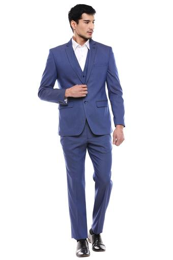 PARK AVENUE -  Dark Blue RAYMOND & PA-FLAT 40% OFF - Main