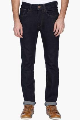U.S. POLO ASSN. DENIMMens Skinny Fit Rinse Wash Jeans ( Regallo Fit)