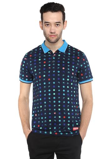 UNITED COLORS OF BENETTON -  NavyT-shirts - Main