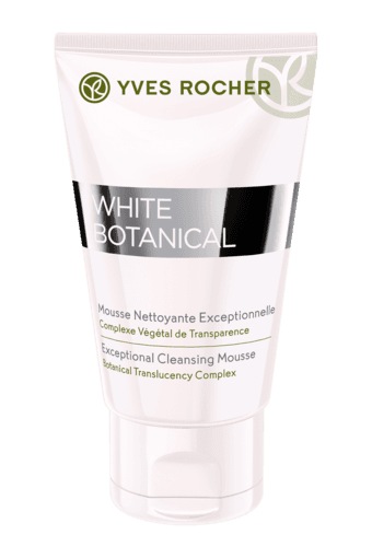 White Botanical Exceptional Cleanising Mousse 125ML