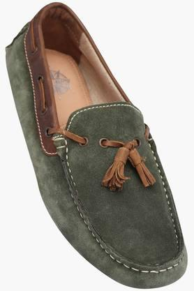 VENTURINI Mens Slipon Casual Loafers