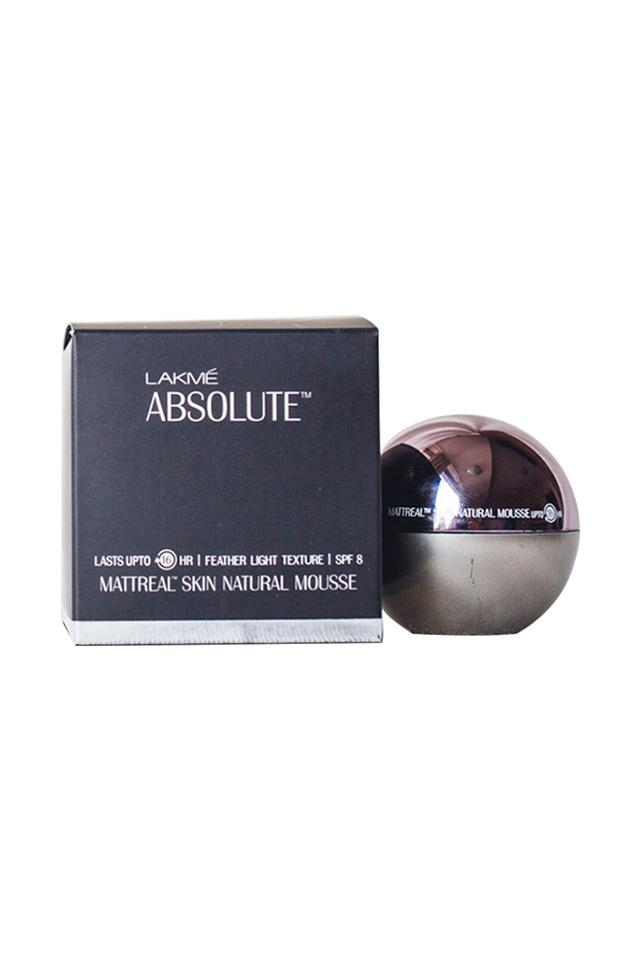Absolute Skin Natural Mousse - 25 Gm