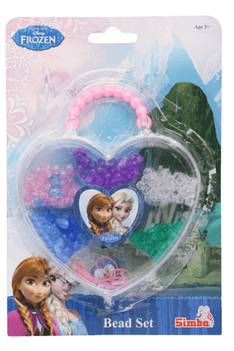 Girls Disney Bead Set in Carry Case