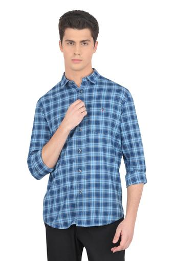 LOUIS PHILIPPE JEANS -  TealShirts - Main