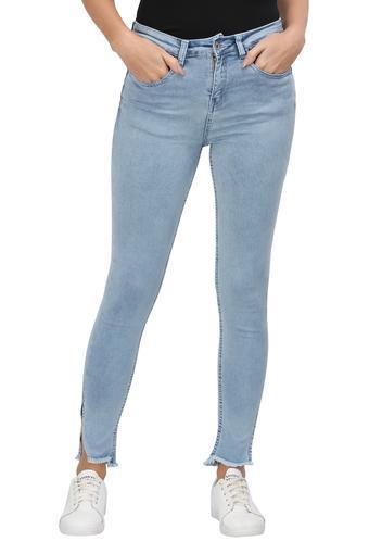 LIFE -  Ice BlueJeans & Leggings - Main