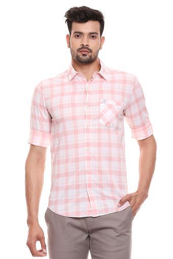 MUFTI -  PinkCasual Shirts - Main