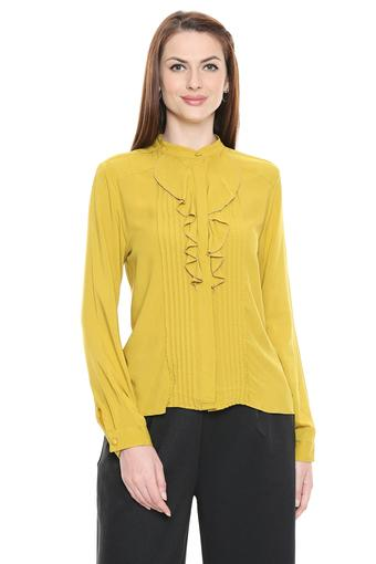 VAN HEUSEN -  Yellow Tops & Tees - Main