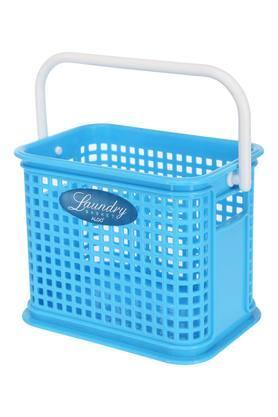 IVY - YellowLaundry Basket - Main