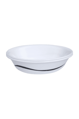 CORELLE Twists & Turns 1 Litre Serving Bowl (Set Of 2)