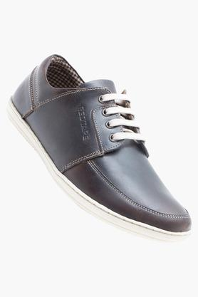RED TAPE Mens Leather Lace Up Casual Shoes - 202628145