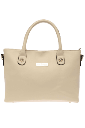 ELLIZA DONATEIN Womens Off Rivet Handle Tote Bag