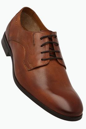 RUOSH Mens Leather Lace Up Formal Shoe - 201589972