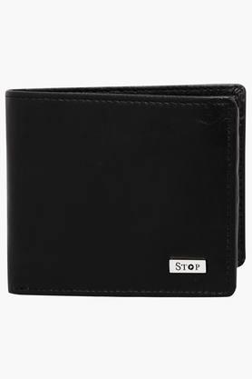 VETTORIO FRATINIMens Leather 1 Fold Wallet - 202000225