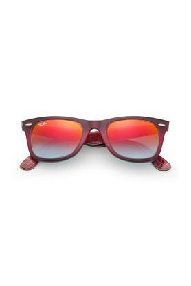Unisex Wayfarer UV Protected Sunglasses - RB2140 12004W 50-22