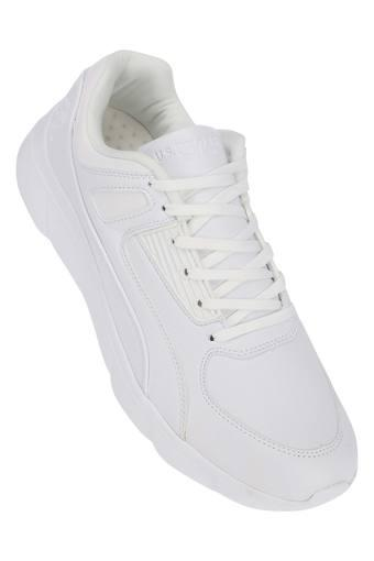 U.S. POLO ASSN. -  Off White Casual Shoes - Main