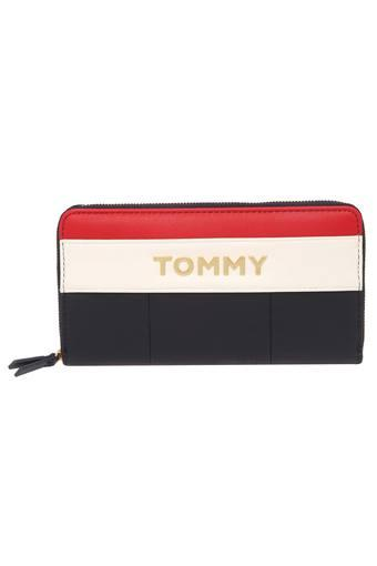 TOMMY HILFIGER -  Navy Wallets & Clutches - Main