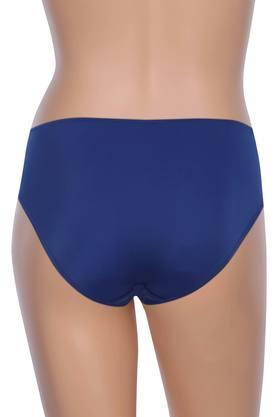 Womens Embroidered Hipster Briefs