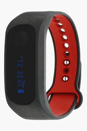 FASTRACK Reflex Unisex Bluetooth 4.0 Silicone Strap Smartwatch - SWD90059PP01  ...
