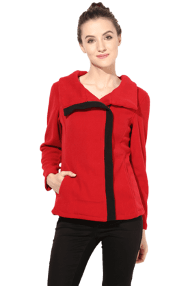 THE VANCA Women Polar Fleece Jacket - 200335709