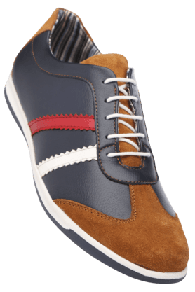 LIFE Mens Lace Up Casual Shoe - 200003313