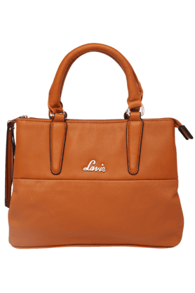 LAVIE Womens New Wave 2 Compartment Small Tote Handbag