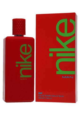 new arrival 05d8c fced7 Buy NIKE Mens Red EdT 100ml   Shoppers Stop