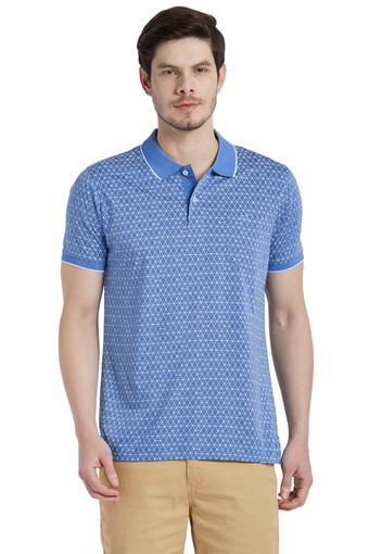 COLOR PLUS -  BlueT-Shirts & Polos - Main