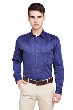 580f1d966b Buy Hancock Men Shirts Online | Shoppers Stop