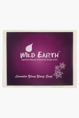 WILD EARTH Soothing Lavender Ylang Ylang Soap