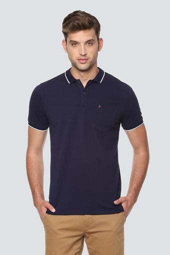 LOUIS PHILIPPE SPORTS -  NavyT-shirts - Main