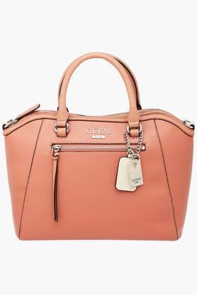 GUESSWomens Aerial Zipper Closure Tote Handbag - 201421702