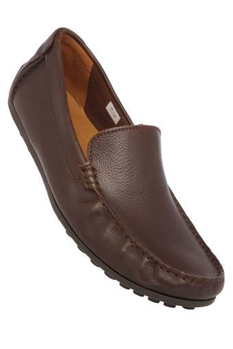 CLARKS -  Brown Casual Shoes - Main