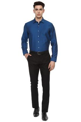 RS BY ROCKY STAR - TealFormal Shirts - 3