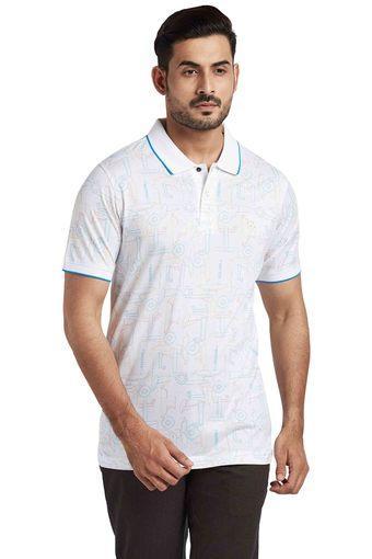 COLOR PLUS -  WhiteT-Shirts & Polos - Main