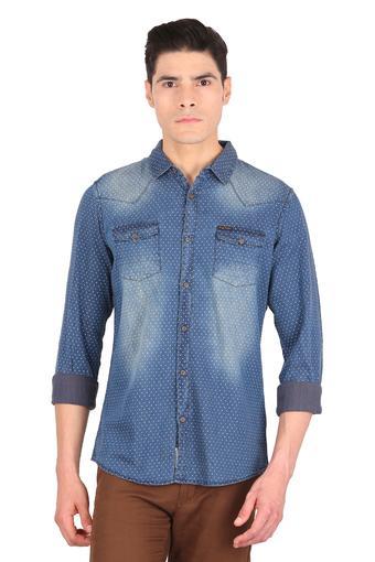 BEING HUMAN -  BlueShirts - Main
