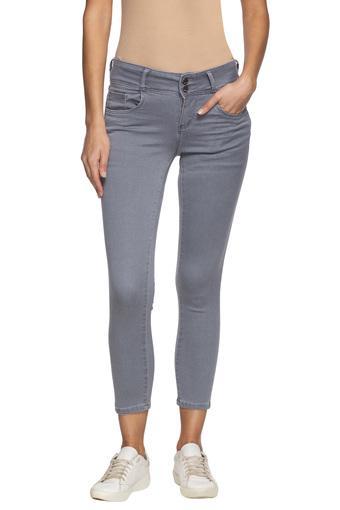KRAUS -  GreyJeans & Leggings - Main