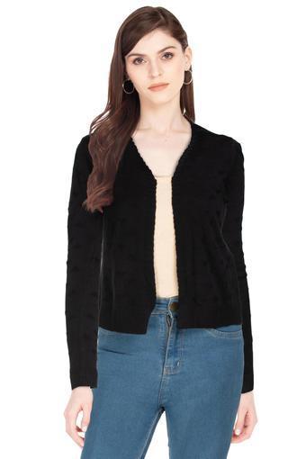 FRATINI WOMAN -  BlackWinterwear - Main