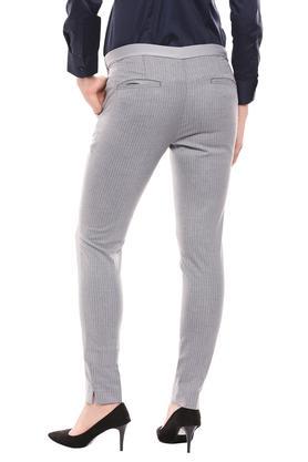 PARK AVENUE - Dark GreyTrousers & Pants - 1