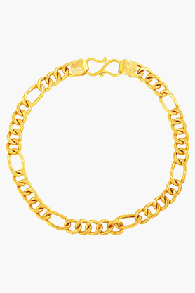 MALABAR GOLD AND DIAMONDSMens 22 KT Gold Bracelet - 201391277