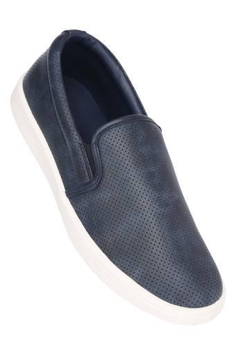 LOUIS PHILIPPE -  Navy Casual Shoes - Main