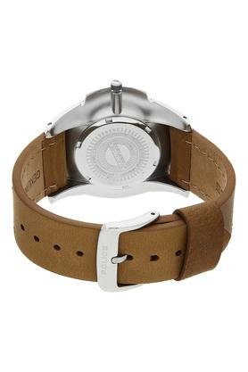Mens Analogue Leather Watch - PL14384JS11