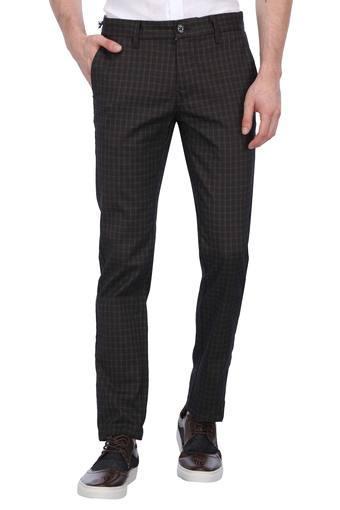 INDIAN TERRAIN -  BrownCargos & Trousers - Main