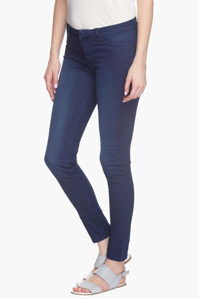 Womens Basic Jeans
