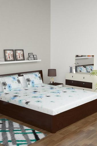 SPACES -  BlueBed Sheets - Main