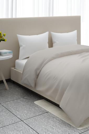 SWAYAM -  WhiteDuvet Covers - Main
