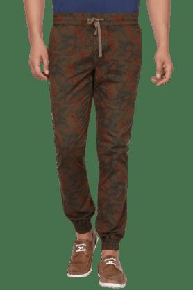 BAY ISLANDMens 4 Pocket Printed Track Pant