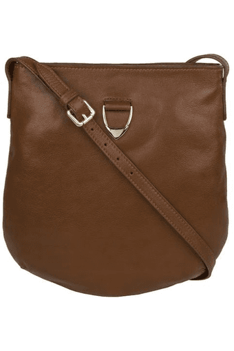Womens Blanche Leather Sling Bag