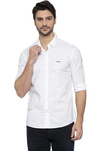 SPYKAR -  WhiteShirts - Main